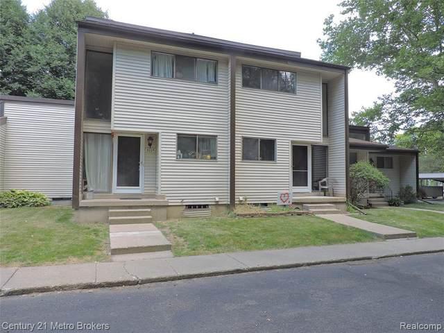 5225 Orchard Grove Dr, Flint, MI 48507 (MLS #2200050960) :: Scot Brothers Real Estate