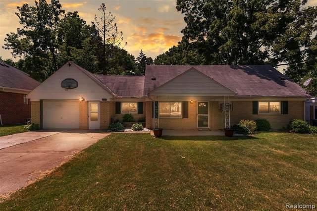 5414 Revere St, Grand Blanc, MI 48439 (MLS #2200044284) :: Scot Brothers Real Estate