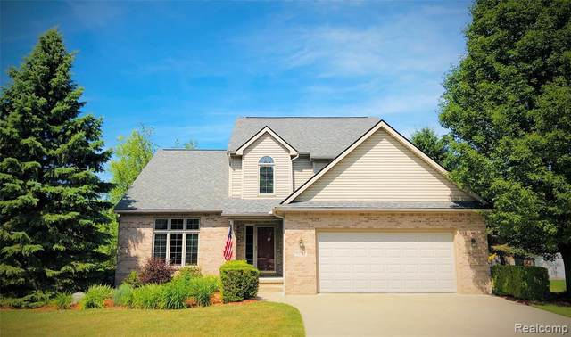 6757 Reilly Dr, Gregory, MI 48137 (MLS #2200051101) :: Scot Brothers Real Estate