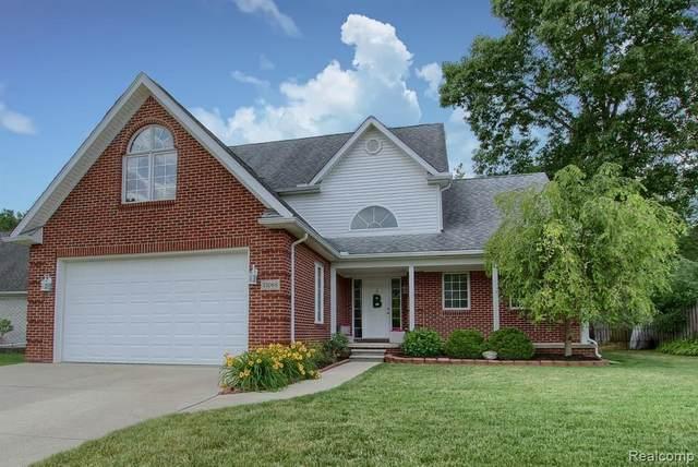 21068 Fellrath Ave, Brownstown, MI 48174 (MLS #2200051108) :: Scot Brothers Real Estate