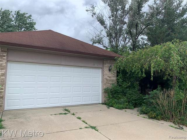 46210 Jackson Dr, Macomb, MI 48044 (MLS #2200061345) :: Scot Brothers Real Estate