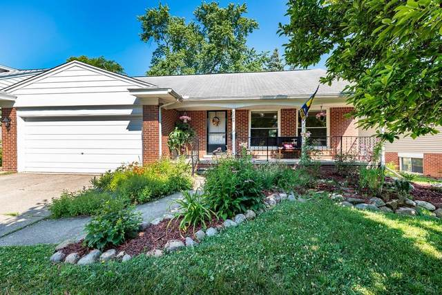 2249 Independence Blvd, Ann Arbor, MI 48104 (MLS #3274230) :: Scot Brothers Real Estate