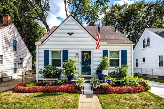 614 E 12 MILE RD, Royal Oak, MI 48073 (MLS #2200061633) :: Scot Brothers Real Estate