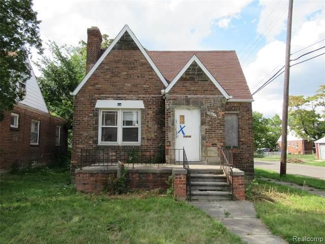 3202 Kendall St, Detroit, MI 48238 (MLS #2200061947) :: Scot Brothers Real Estate