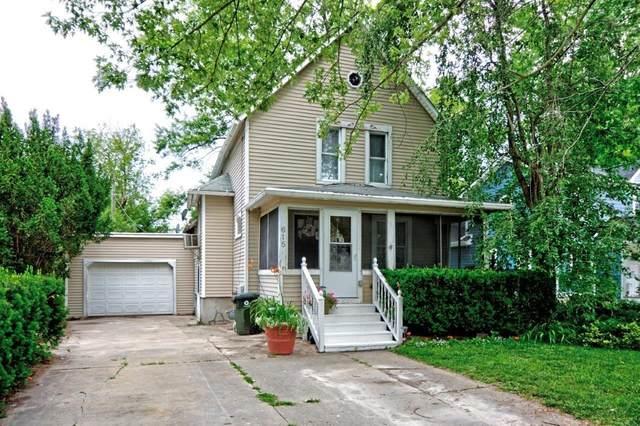 615 N Main, Chelsea, MI 48118 (MLS #3274865) :: Scot Brothers Real Estate