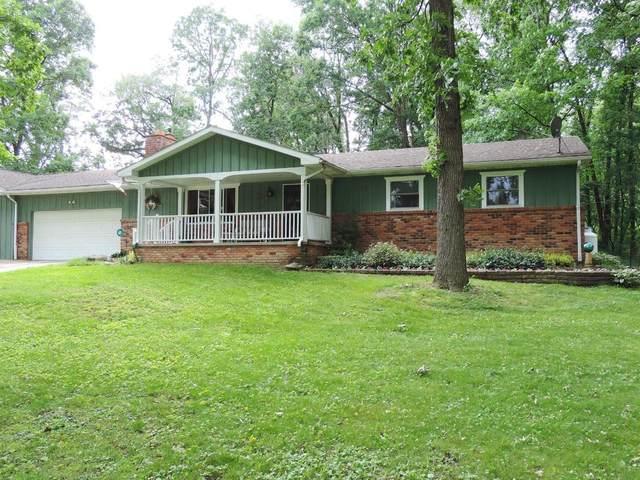 1021 N Parker Rd, Dexter, MI 48130 (MLS #3275366) :: Scot Brothers Real Estate
