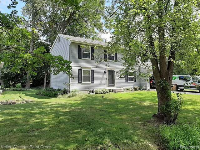 2497 Sunset Terrace Ln, West Bloomfield, MI 48324 (MLS #2200062128) :: Scot Brothers Real Estate