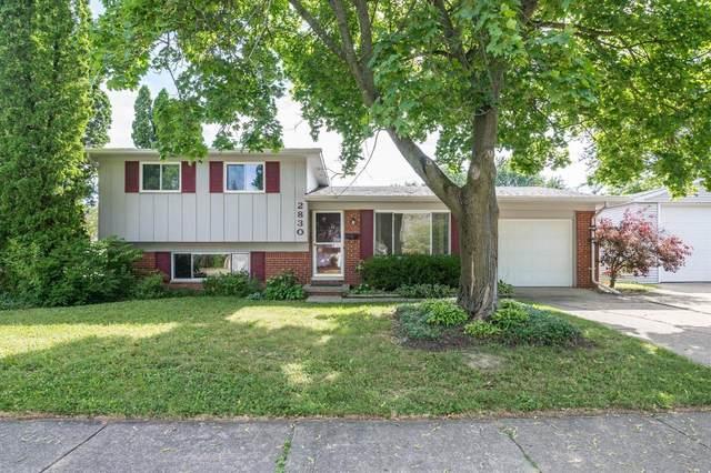 2830 Marshall St, Ann Arbor, MI 48108 (MLS #3275377) :: Scot Brothers Real Estate