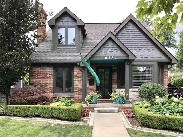 10134 Borgman Rd, Update, MI 48070 (MLS #202002151) :: Scot Brothers Real Estate