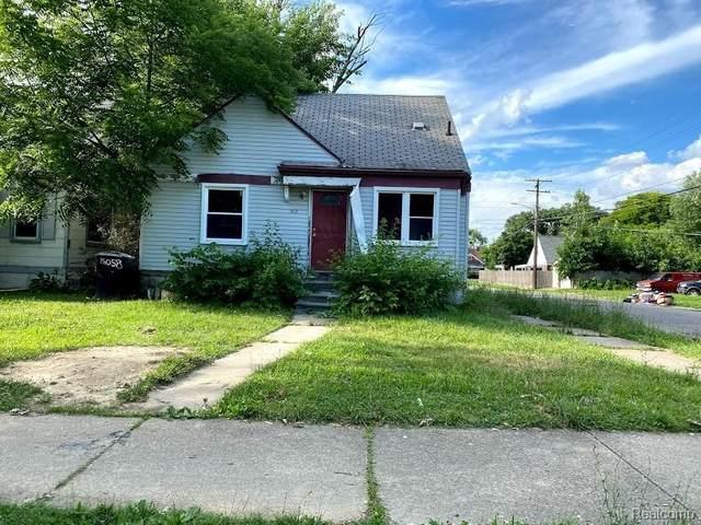 16121 Manning St, Detroit, MI 48205 (MLS #2200061625) :: Scot Brothers Real Estate