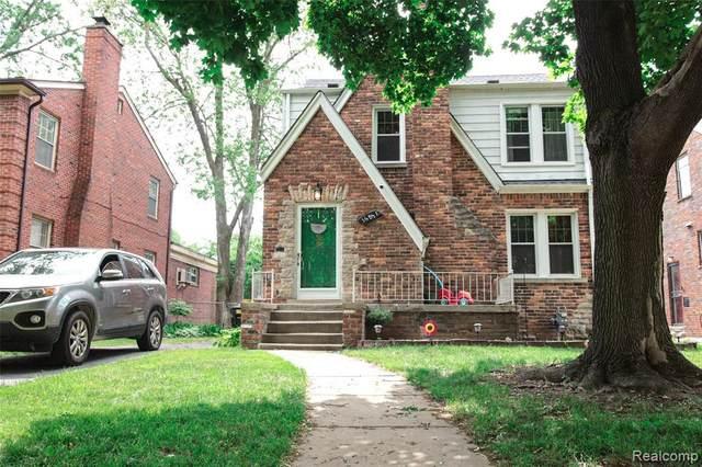 16831 Ashton, Detroit, MI 48219 (MLS #2200062150) :: Scot Brothers Real Estate