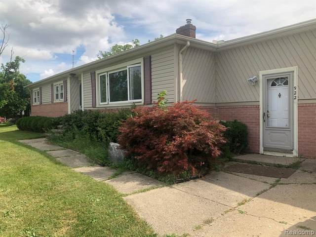 19224 Marilyn St, Northville, MI 48167 (MLS #2200060746) :: Scot Brothers Real Estate
