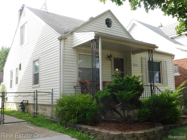 18851 Henry St, Melvindale, MI 48122 (MLS #2200062164) :: Scot Brothers Real Estate