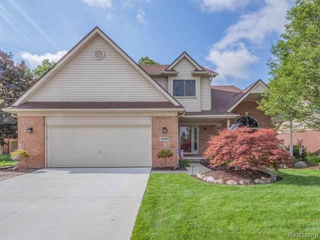 17735 Whisler Dr, Rockwood, MI 48173 (MLS #2200061645) :: Scot Brothers Real Estate