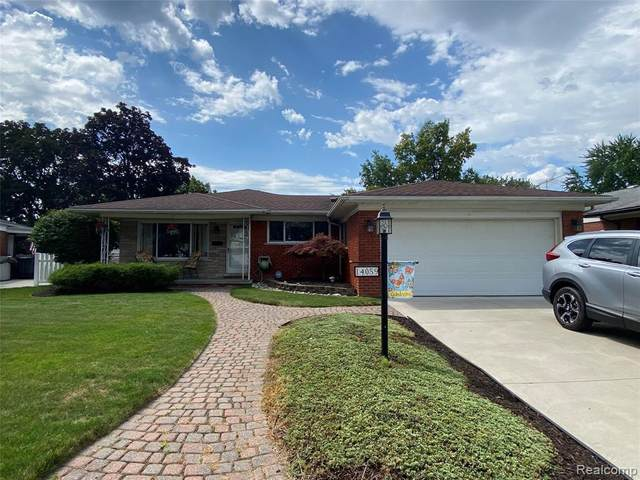 14059 Dundee St, Riverview, MI 48193 (MLS #2200061293) :: Scot Brothers Real Estate