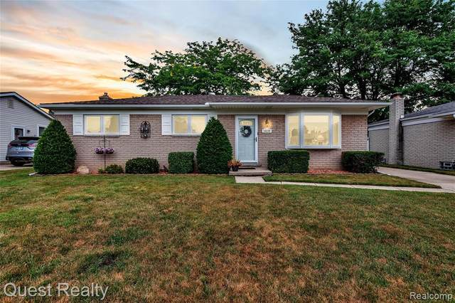 14239 Hillsdale Dr, Sterling Heights, MI 48313 (MLS #2200062135) :: Scot Brothers Real Estate