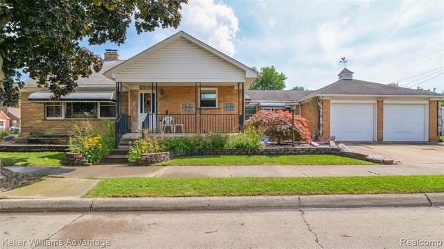 15801 Majestic St, Detroit, MI 48228 (MLS #2200062158) :: Scot Brothers Real Estate