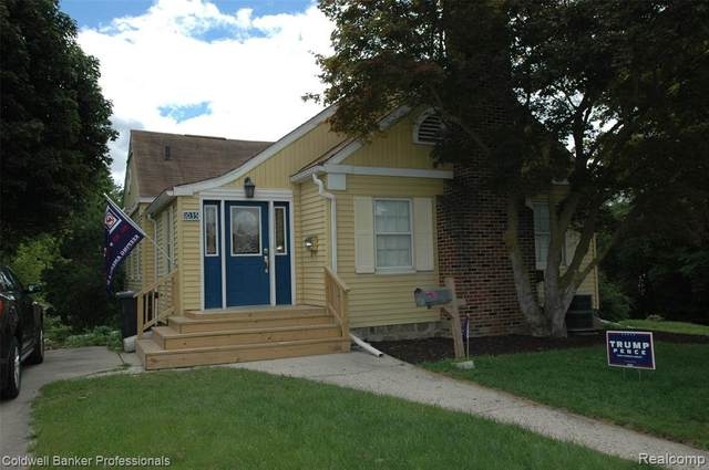 1035 W Genesee St, Lapeer, MI 48446 (MLS #2200071245) :: Kelder Real Estate Group