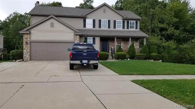 11263 Matthew Ln, Hartland, MI 48353 (MLS #2200074764) :: Scot Brothers Real Estate