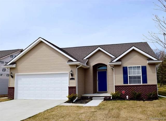 1212 Creek View Crt, Burton, MI 48509 (MLS #2200074831) :: Scot Brothers Real Estate