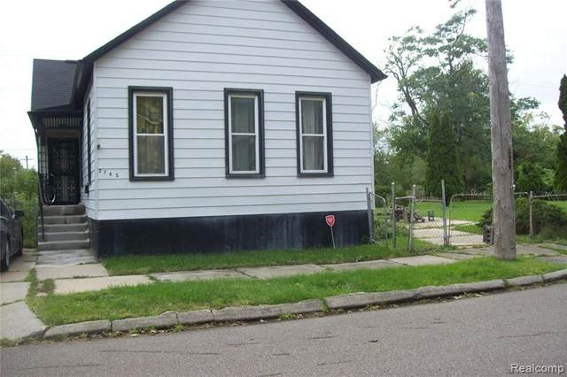 2745 Vermont St, Detroit, MI 48216 (MLS #2200076826) :: Scot Brothers Real Estate