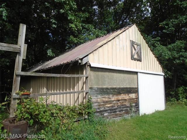 V/L Bullard Road, Hartland, MI 48353 (MLS #2200076260) :: Scot Brothers Real Estate