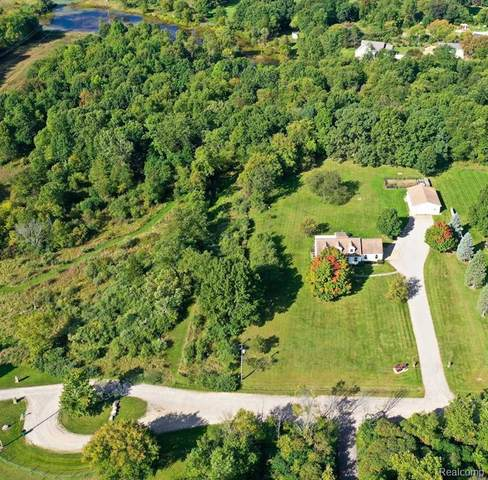 11705 Hidden Valley Trl, Holly, MI 48442 (MLS #2200076502) :: Scot Brothers Real Estate