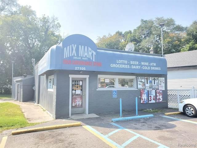 27105 Shiawassee Street, Southfield, MI 48033 (MLS #2200078501) :: Kelder Real Estate Group