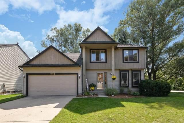 1420 Northbrook Dr, Ann Arbor, MI 48103 (MLS #3276408) :: Scot Brothers Real Estate