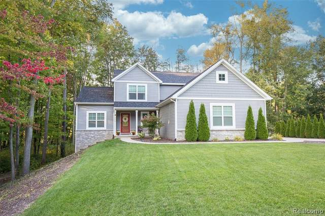 3614 Prescott Dr, Howell, MI 48843 (MLS #2200078346) :: Scot Brothers Real Estate