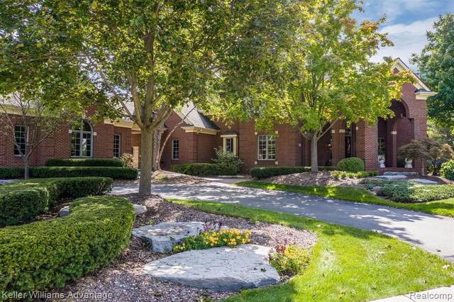 11424 Old Orchard Dr, Plymouth, MI 48170 (MLS #2200070845) :: Scot Brothers Real Estate