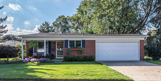 11799 Parkview Dr, Plymouth, MI 48170 (MLS #3276545) :: Scot Brothers Real Estate