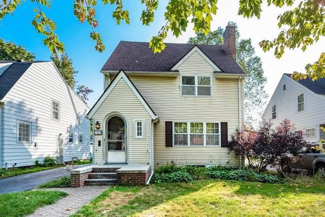 1419 E Park Pl, Ann Arbor, MI 48104 (MLS #3276552) :: Scot Brothers Real Estate