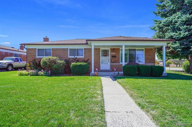 34679 Greentrees Rd, Sterling Heights, MI 48312 (MLS #2200078851) :: Scot Brothers Real Estate