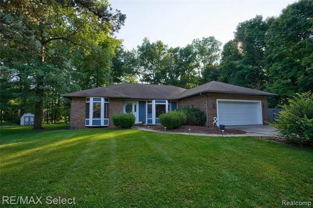 5251 Lin Hill Dr, Swartz Creek, MI 48473 (MLS #2200078830) :: Scot Brothers Real Estate