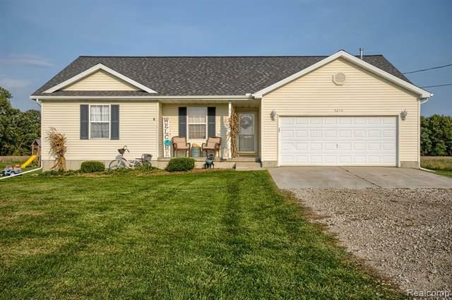 5219 Nichols Rd, Swartz Creek, MI 48473 (MLS #2200079159) :: Scot Brothers Real Estate