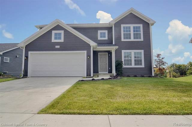 3239 Hill Hollow Ln, Howell, MI 48855 (MLS #2200079118) :: Scot Brothers Real Estate