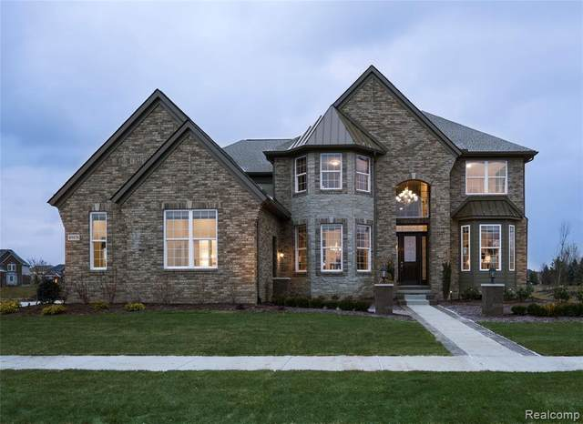 49476 Annandale Dr, Canton, MI 48187 (MLS #2200079197) :: Scot Brothers Real Estate