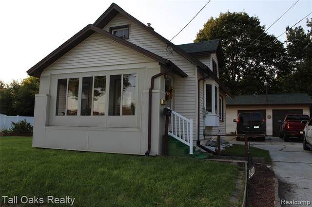 3410 Brandon St, Flint, MI 48503 (MLS #2200079427) :: Scot Brothers Real Estate
