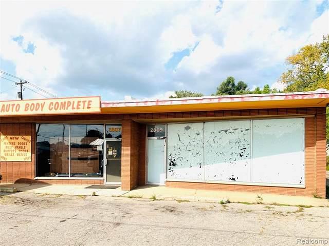 2807 Richfield Rd, Flint, MI 48506 (MLS #2200079643) :: Scot Brothers Real Estate