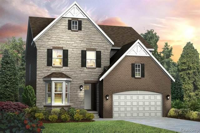 47716 Fieldstone Dr, Northville, MI 48168 (MLS #2200079945) :: Scot Brothers Real Estate