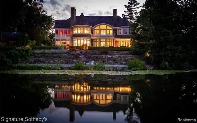 220 Lake Park Dr, Birmingham, MI 48009 (MLS #2200081018) :: Kelder Real Estate Group