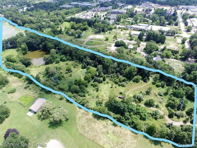 0000 Euler Rd, Brighton, MI 48114 (MLS #2200088235) :: Scot Brothers Real Estate