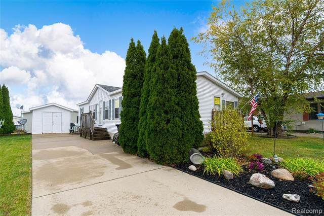 9787 Russell St, Northville, MI 48167 (MLS #2200088362) :: Scot Brothers Real Estate