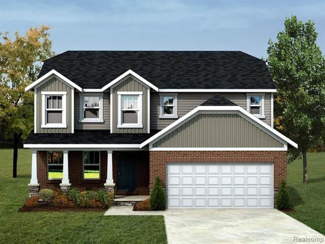 8850 Island Lake Dr, Dexter, MI 48130 (MLS #2200088381) :: Scot Brothers Real Estate