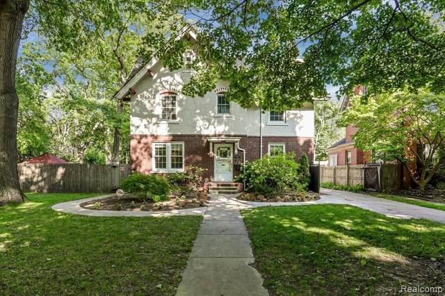 3450 Seminole St, Detroit, MI 48214 (MLS #2200088375) :: Scot Brothers Real Estate