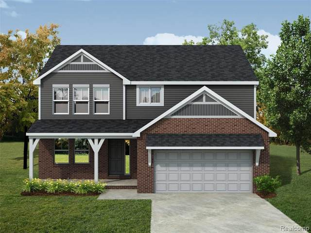 8870 Island Lake Dr, Dexter, MI 48130 (MLS #2200088413) :: Scot Brothers Real Estate