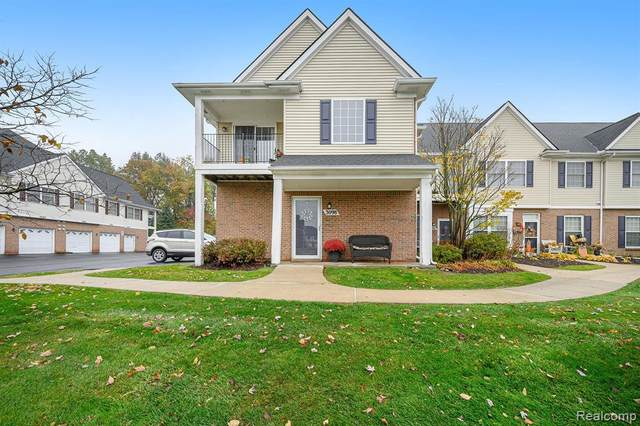 3098 Kneeland Cir, Howell, MI 48843 (MLS #2200087135) :: Scot Brothers Real Estate
