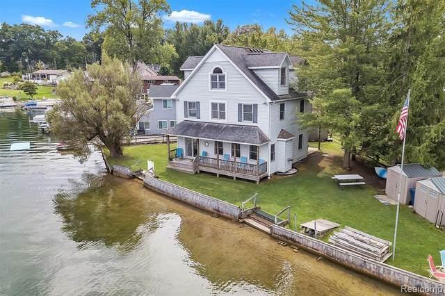 10363 Lake Shore Dr, Fenton, MI 48430 (MLS #2200088446) :: Scot Brothers Real Estate