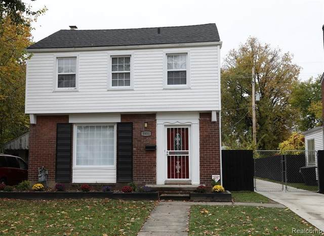 5951 Cadieux Rd, Detroit, MI 48224 (MLS #2200088385) :: Scot Brothers Real Estate